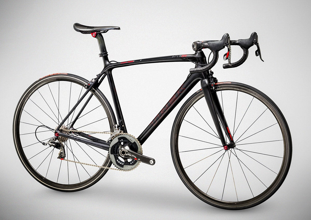 The Lightest Production Bike In The World Trek Emonda Peloton