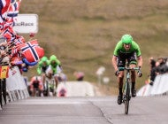 Viking Power Claims Fitting First Stage Victory at Arctic Race