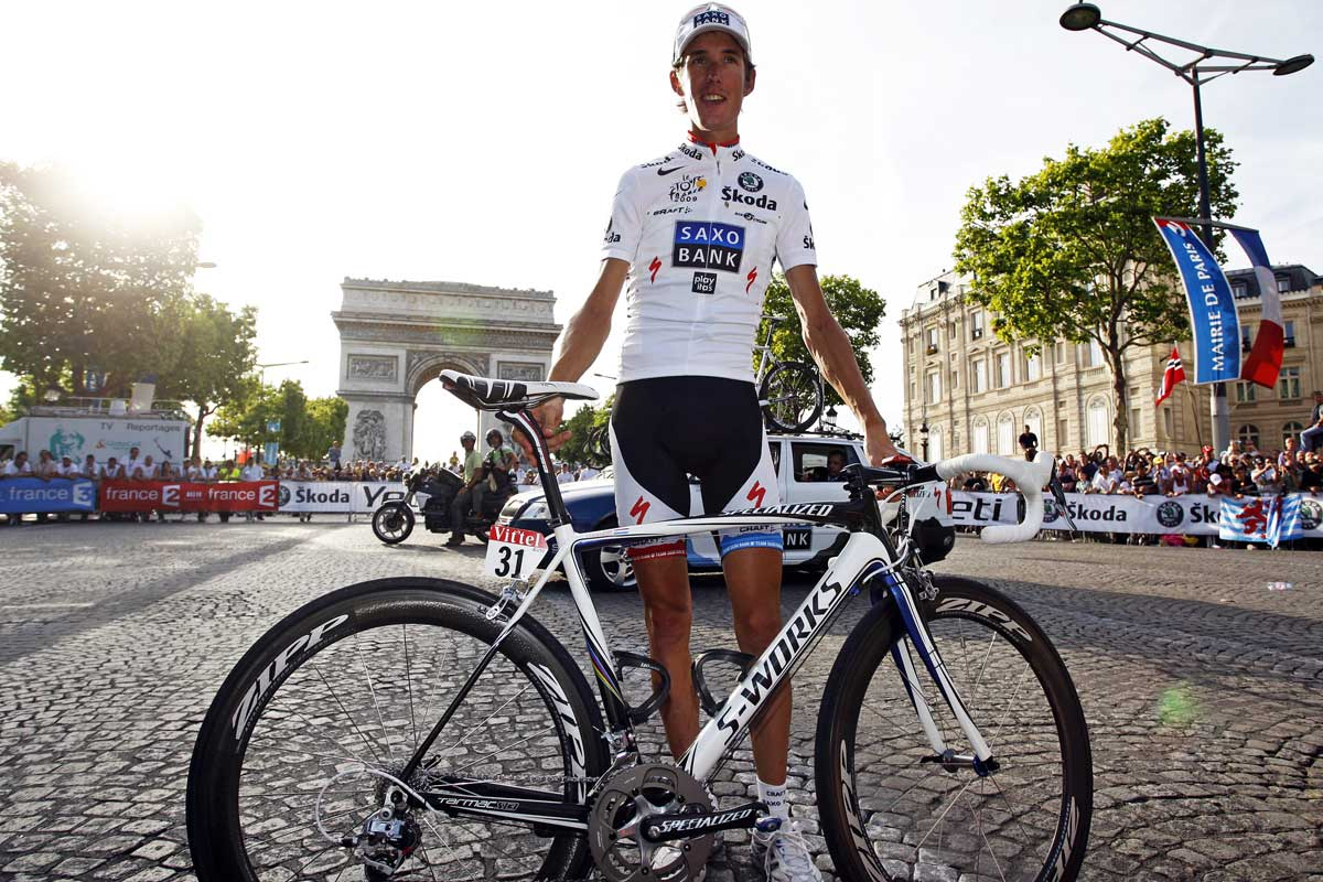 Andy Schleck Just Retired From Pro Cycling Peloton Magazine