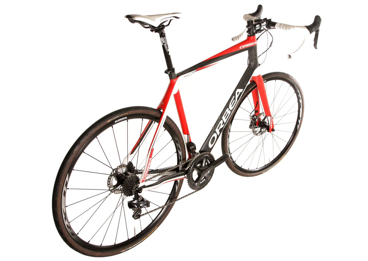 Bicycle Review Orbea