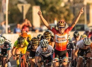 Armitstead Joins Tour of Qatar Party