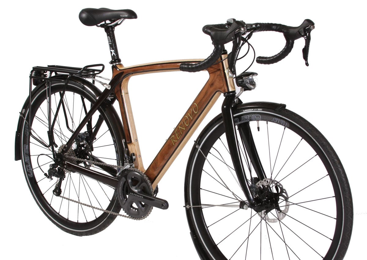 What\'s Old is New: Renovo Wooden Bikes - Peloton Magazine