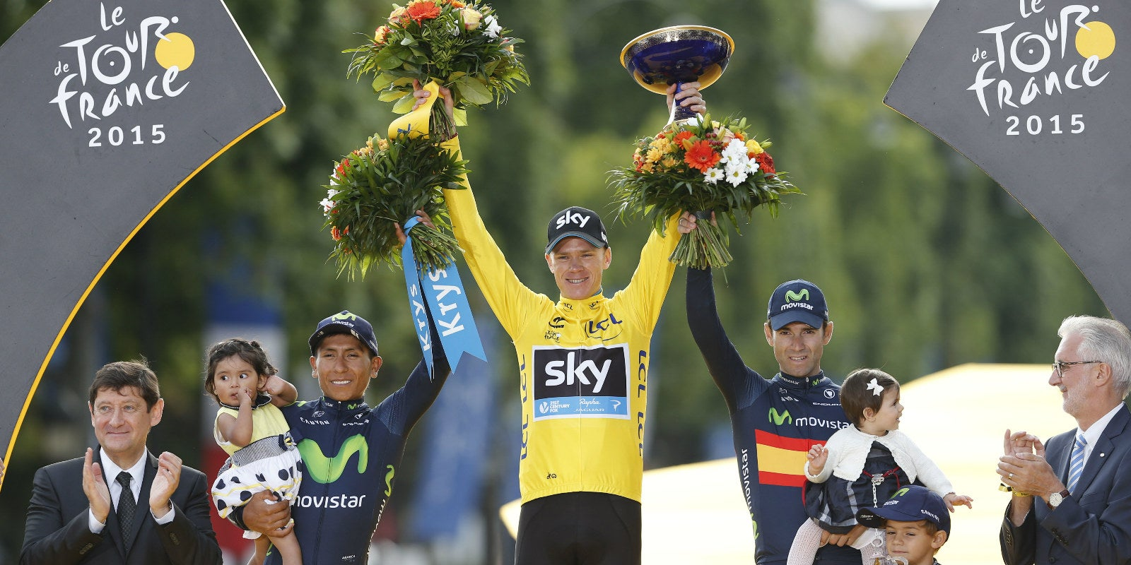 Chris Froome Wins The 2015 Tour De France Peloton Magazine