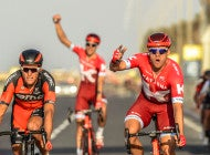 Kristoff Tackles Two, Cav Recovers Lead