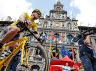 Single-Rooms for Riders at TDF