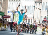 Astana Puts Aru Ahead of Nibali for TDF