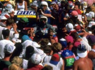 A is for Alpe d'Huez: Hampsten in '92