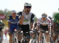 A Monumental Fourth Win for Mark Cavendish