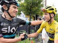 Froome Consolidates TDF as Izagirre Ignites Stage 20