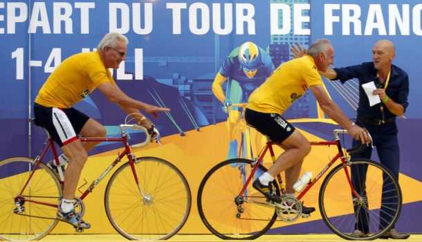 Z is for Zoetemelk: The Dutch Winner