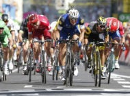Kittel Throws to Beat Coquard by Milimeters