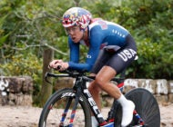 Armstrong Completes Hat-Trick of Time Trial Golds