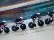 British Team Pursuit Breaks World Record in Semis