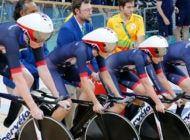British Women Smash Team Pursuit Record For Gold
