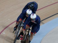 Kenny's Fourth Gold as Britain Win Men's Team Sprint