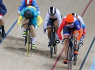 Dutch Ligtlee Stuns Favorites to Win Women's Keirin