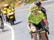 Talansky Soars in the TOU Queen Stage