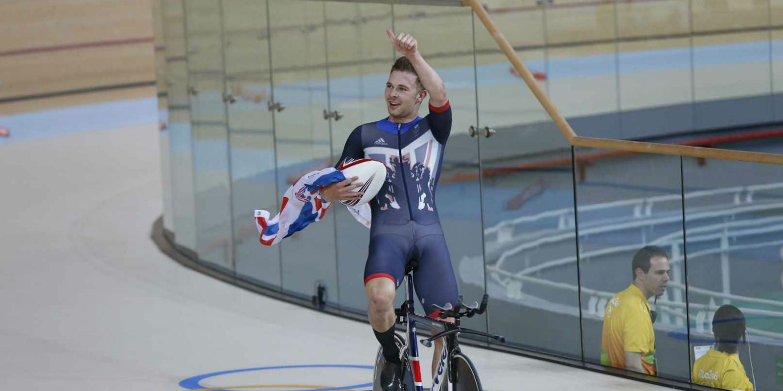 Sky S The Limit For Olympic Champion Doull Peloton Magazine