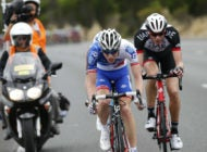 The TDU Bursts Into Victor Harbor
