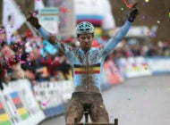 Wout Van Aert Wins Second CX Worlds