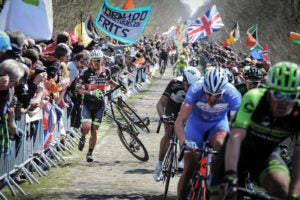Paris-Roubaix is rarely won in the legendary Arenberg Forest, but it is often lost.