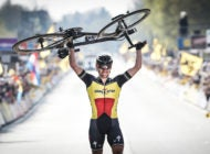 Gilbert Takes Flanders in Day of Surprises