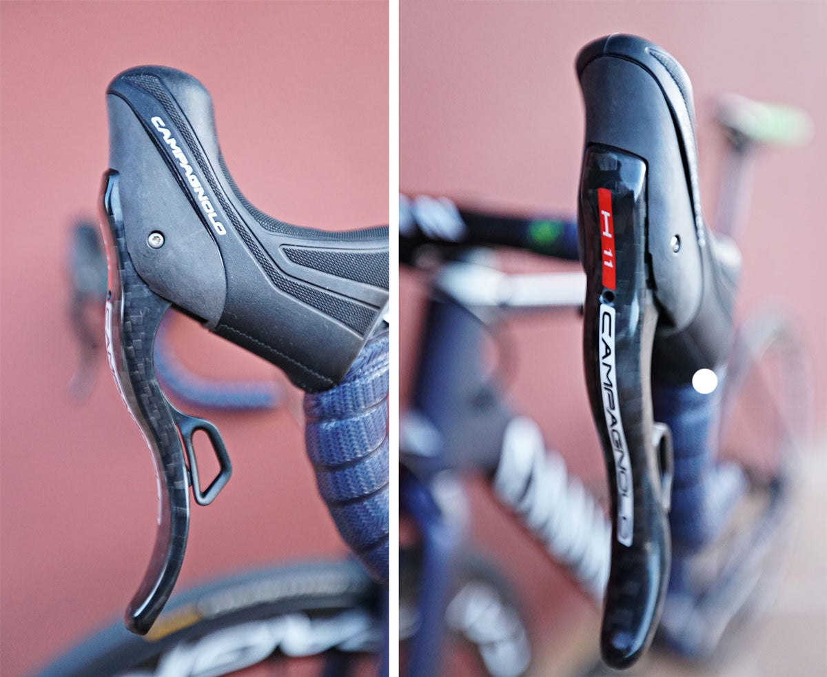 Campy-H-11-Levers