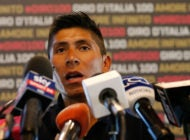 Quintana Predicts Giro Showdown on Mount Etna