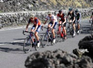GIRO DRAMA AMONG THE LAVA