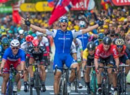 Marcel Kittel in Tears After He wins Stage Two of Le Tour