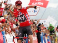 """That Was Incredible Today:"" Chris Froome on Stage 9"