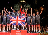 Froome Completes Historic Tour-Vuelta Double