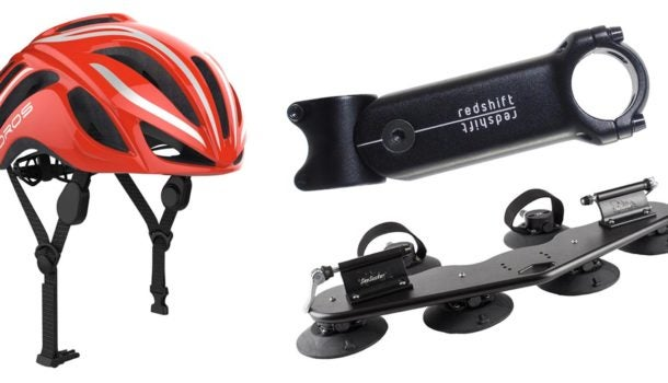 Thumbnail Credit (pelotonmagazine.com):  It products like the three covered here – the RedShift ShockStop stem, the SeaSucker bike rack, the Coros Linx Smart Helmet – that make us think twice before we judge any book by its cover.