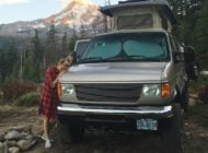 Swifty's Notebook: #Vanlife