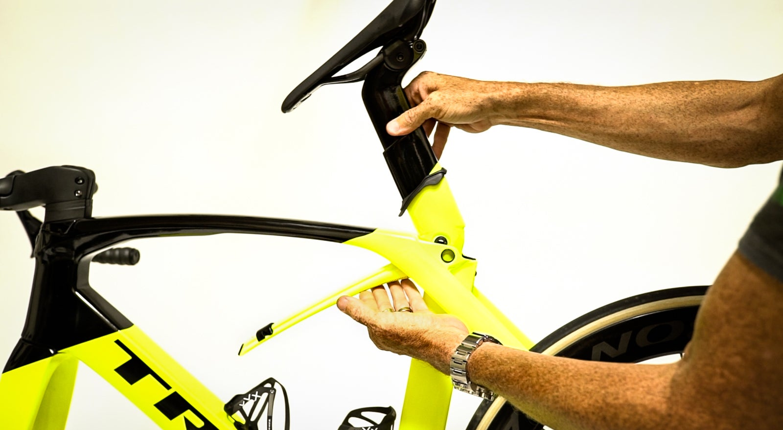Exploded: The New Trek Madone SLR