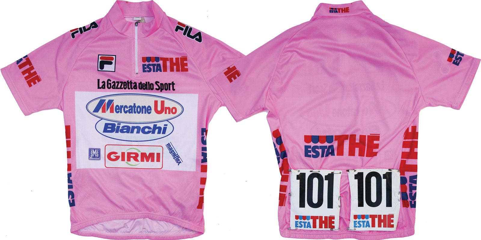 65d8abb97 While Marco Pantani was certainly considered a contender going into the 1998  Giro d Italia