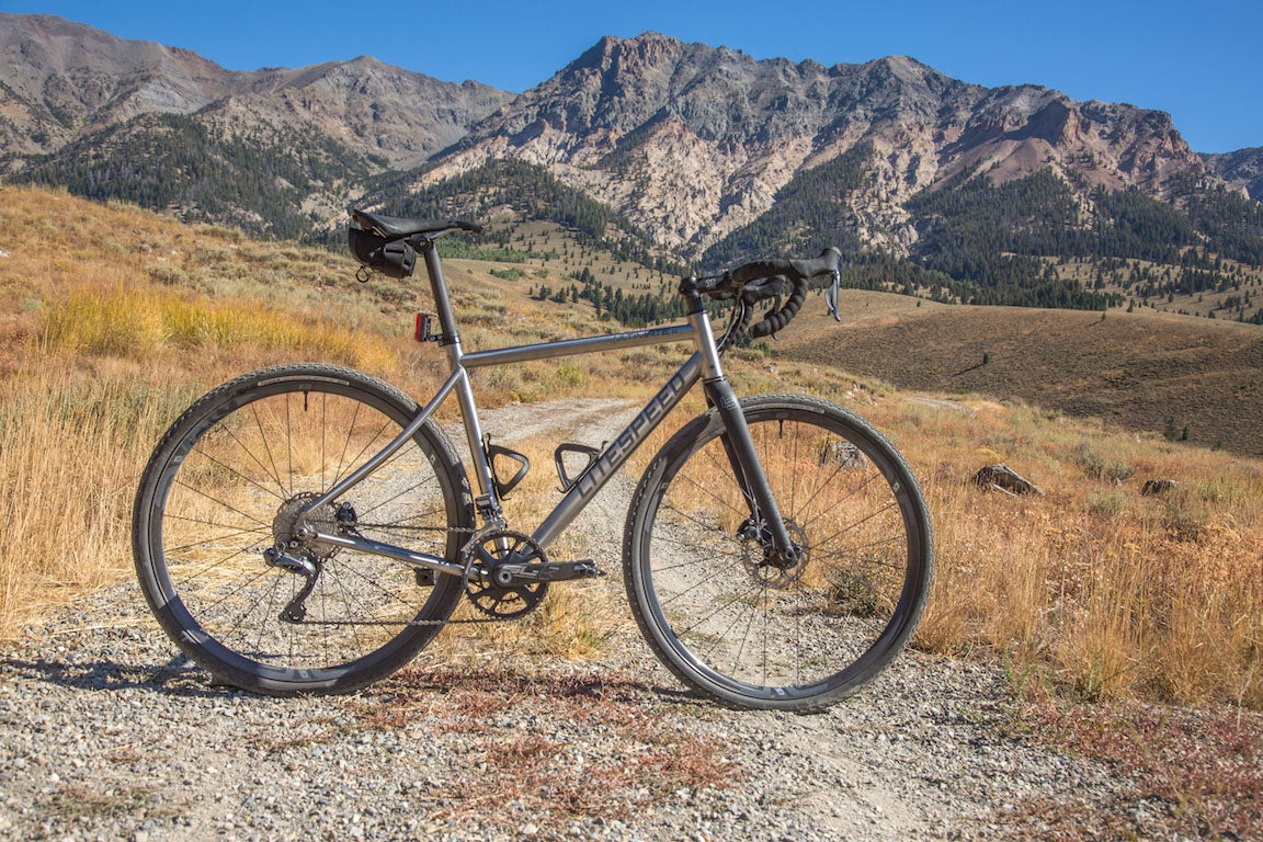 Litespeed Unveils New Ultimate Gravel - Peloton Magazine