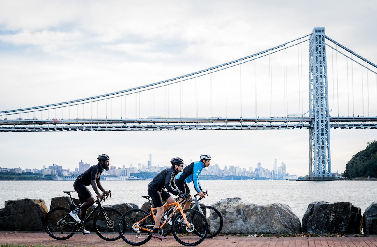 GIANT x PELOTON: Escaping New York with the Giant Revolt