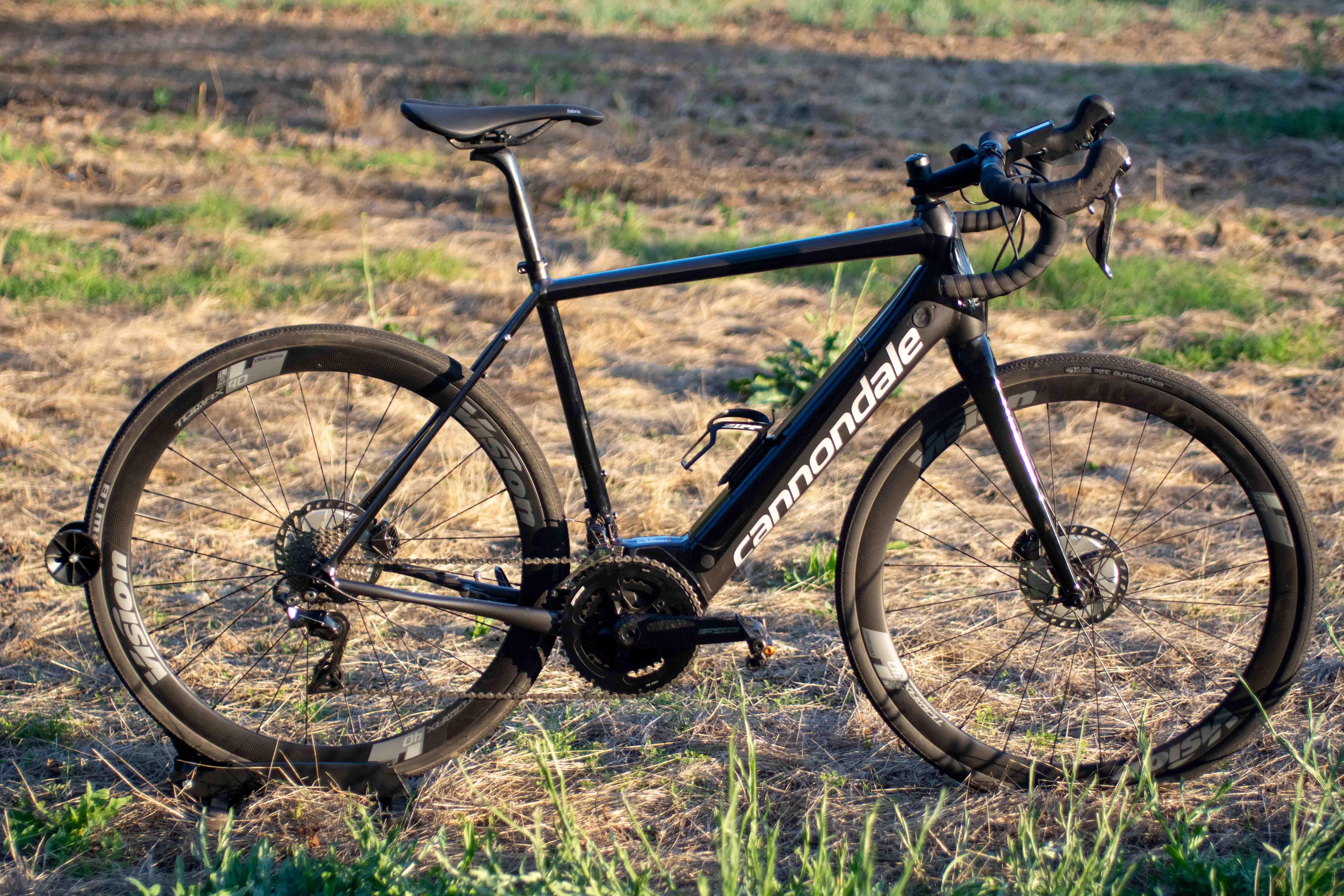 d11c83d12d9 Like its traditional road bike Synapse cousin, the Synapse NEO comes  equipped with a comfortable, upright endurance geometry which kept us on  the road for ...