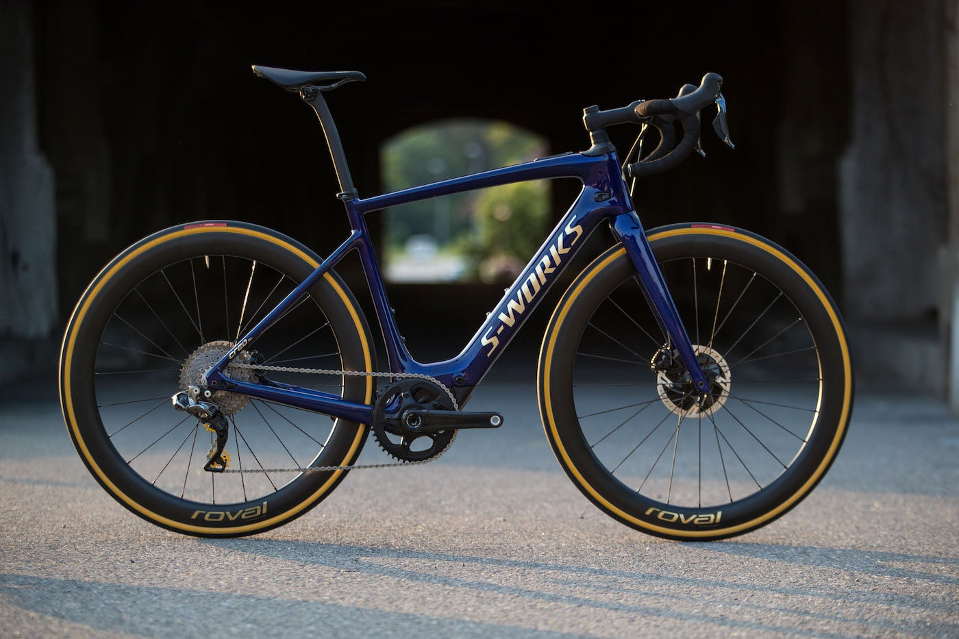 The S Works E Road Bike First Ride Peloton Magazine