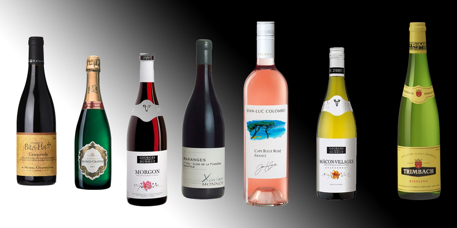 Six Stages to Celebrate the Wines of the 2019 Tour de France