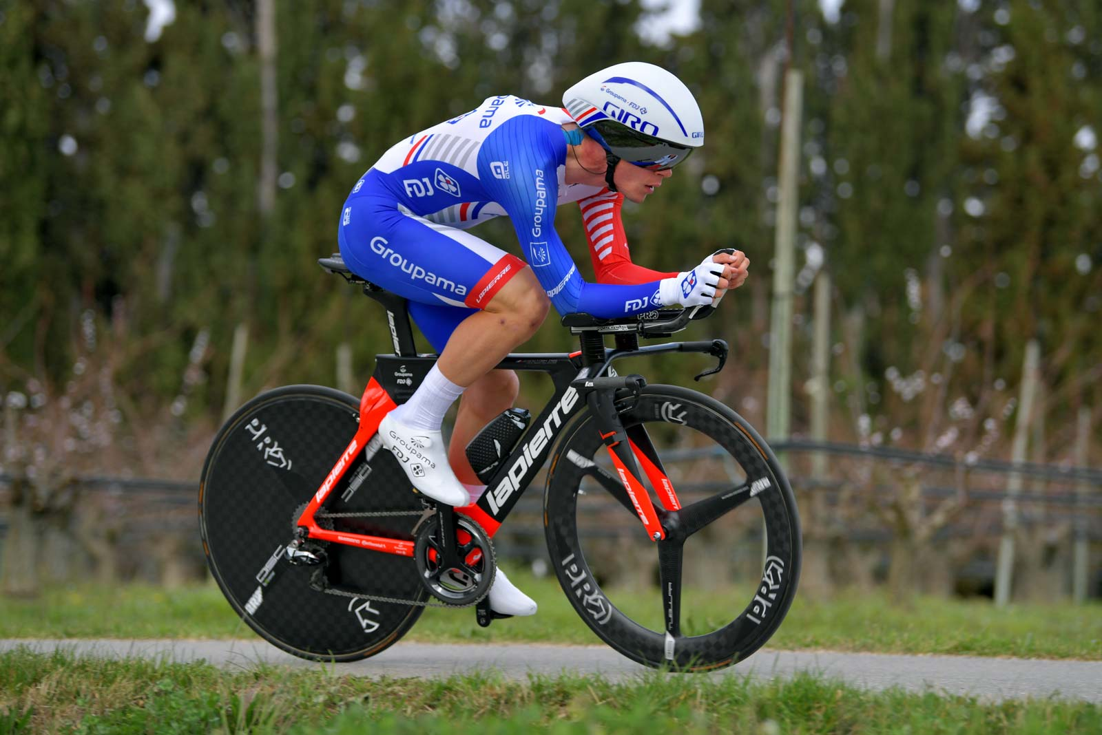 Valentin Madouas time trial